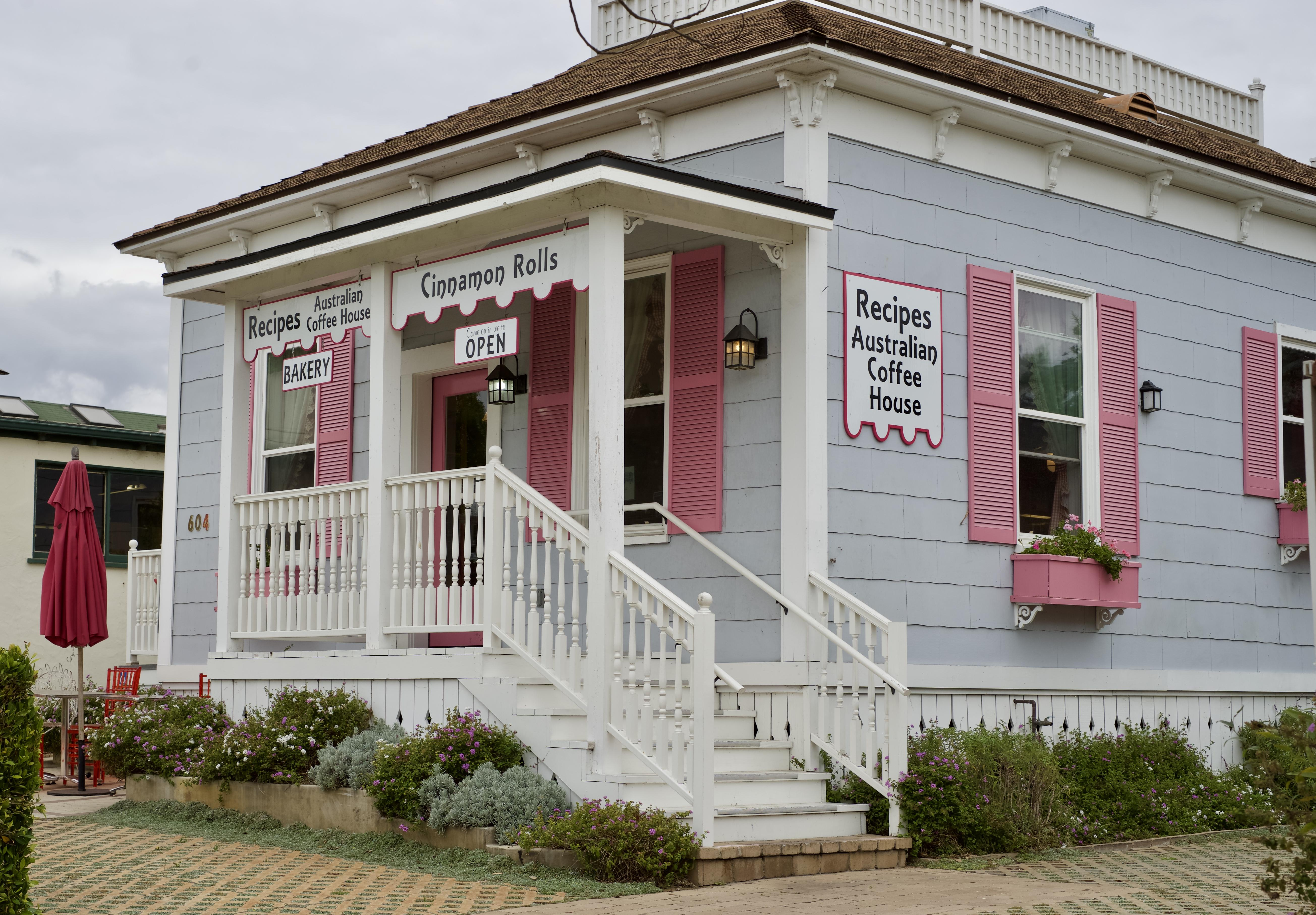 Recipes Organic Bakery is your Santa Barbara Home Away From Home