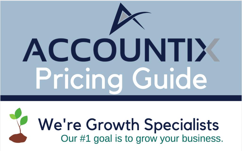 accountix-pricing